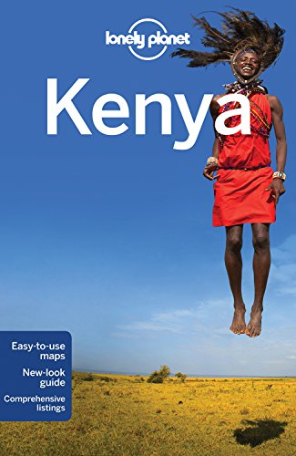 Lonely Planet Kenya (Travel - Mara Max Price