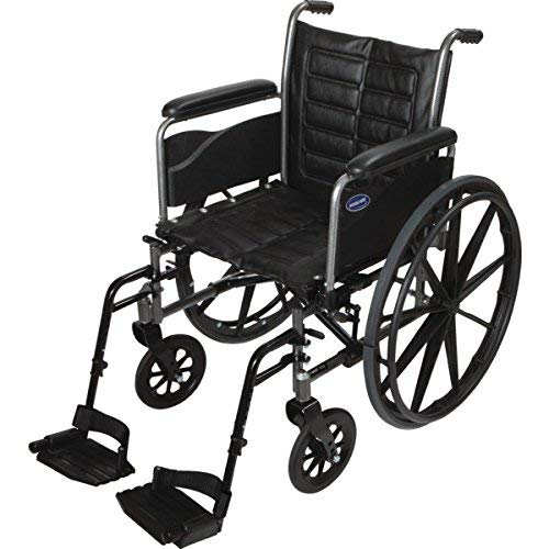 Invacare TREX20RFP/ T93HCP Tracer EX2, 20'W Seat, Full Length Arms