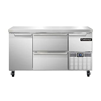 Amazon.com: Continental Refrigerator CFA60-D - Mueble para ...