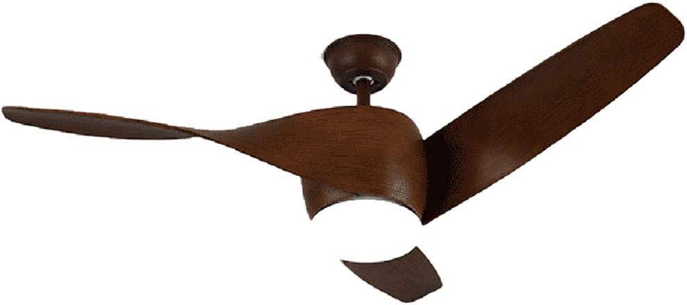 Lámpara de techo con ventilador nórdico, diseño moderno y minimalista europeo Jane para sala de estar, restaurante ...
