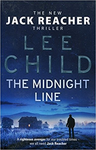 - [By Lee Child] The Midnight Line (Paperback)【2017】by Lee Child (Author) (Paperback)