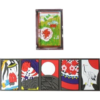 Amazon.com: Daiso Flower Cards (Japanese Hanafuda Playing ...