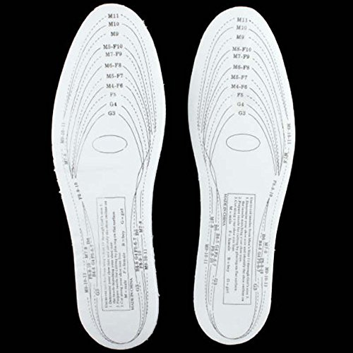 Price comparison product image All Size 1 Pair Unisex Anti-Arthritis Memory Foam Foot Shoes Insole Cushion Pad