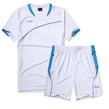 Jersey Hombres Traje De Running Pantalones Cortos De Manga Corta ...