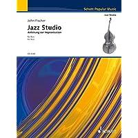 Jazz-Studio - Anleitung zur Improvisation: Kontrabass. (Schott Popular Music)