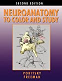 Neuroanatomy to Color and Study, Poritsky, Ray, 0983578419
