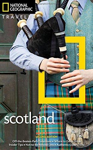 National Geographic Traveler Scotland 2nd Edition (National Georgaphic Traveler)