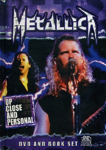 Metallica: Up Close and Personal / DVD