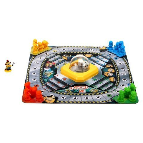 Minions The Movie   Despicable Me Trouble Classic Board Game By Despicable Me