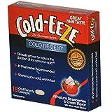 COLD-EEZE COLD-EEZE LOZ,STRWBRY CRM, 18 CT