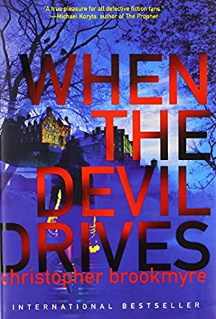 book cover of When the Devil Drives