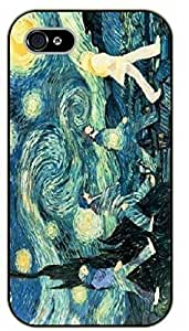 Beatles Hard Plastic Protective Case Cover For Iphone 5C (WCA Custom Designed) hjbrhga1544