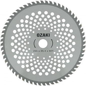 Disco de Tungsteno para desbrozadora: Amazon.es: Industria ...