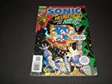 img - for SONIC THE HEDGEHOG #18 (January 1995) book / textbook / text book