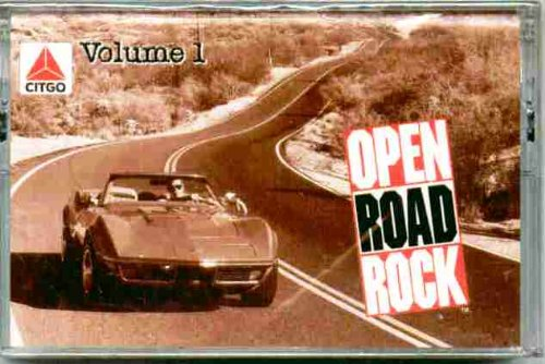 Open Road Rock Volume 1 ~ Various Original Artists (Original 1997 CASSETTE Tape NEW Factory Sealed in the Original Shrinkwrap with 10 Tracks Featuring: Mungo Jerry, The Box Tops, Yes, Jefferson Airplane, Sam The Sham & The Pharaohs, Brownsville Station, Brewer and Shipley, Norman Greenbaum, The Moody Blues, Santana)