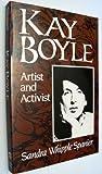Kay Boyle, Sandra W. Spanier, 0913729973