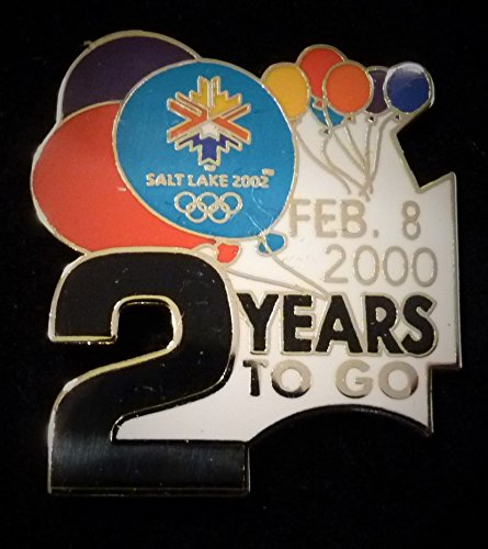 2 Years to Go Salt Lake 2002 Olympic Games