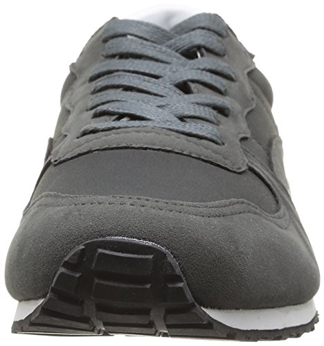 Nike Zapatillas de Gimnasia de Material Sintético Para Hombre Gris Grey Black Gris Size: 44 frMSPIu0d1