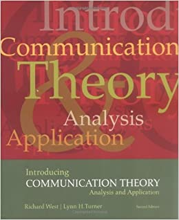 Introducing Communication Theory: Analysis and Application (NAI) by Richard L West (2003-07-04)