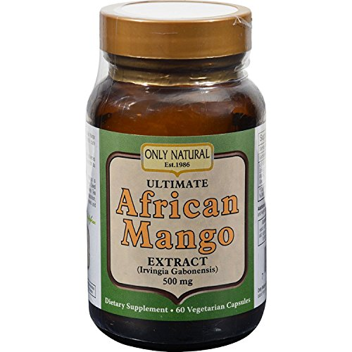 Only Natural Ult African Mango Diet 60 Vcap