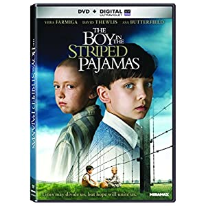The Boy In The Striped Pajamas [DVD + Digital] (2014)