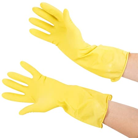 Bestow Real Phoenix 3 Pair Wet And Dry Rubber Household Hand Gloves