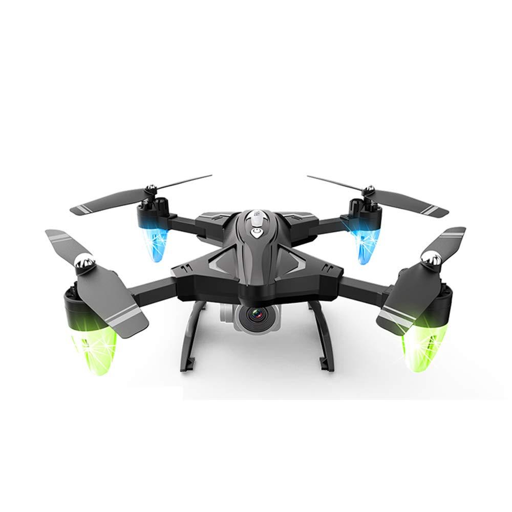 HVBYHF 4-Achsen-Drohne mit 1080P-Kamera und Drohne für die Heimkehr mit einem Knopf zum Starten Fallen ohne Batterie für die Fernbedienung für Reisevideos