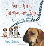 Kurt, Gert, Jazmine, and Bagel, Irene Dolnick, 1478709669