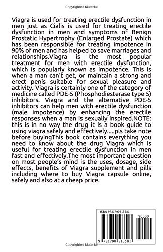 VIAGRA: The book guide on the male sexual enhancement pill that boost libido and makes you last longer in bed: Amazon.es: CRAIG PICKFORD: Libros en idiomas ...