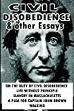 Image of Civil Disobedience and Other Essays
