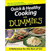 Quick & Healthy Cooking For Dummies