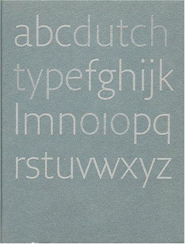 Download Dutch Type pdf epub