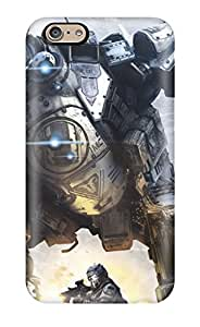 (LtgGyrP9569ZvZSF)durable Protection Case Cover For Iphone 6(titanfall Collector's Edition)