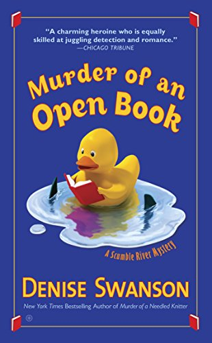 Murder of An Open Book: A Scumble River Mystery (Scumble River Mysteries Book 18)