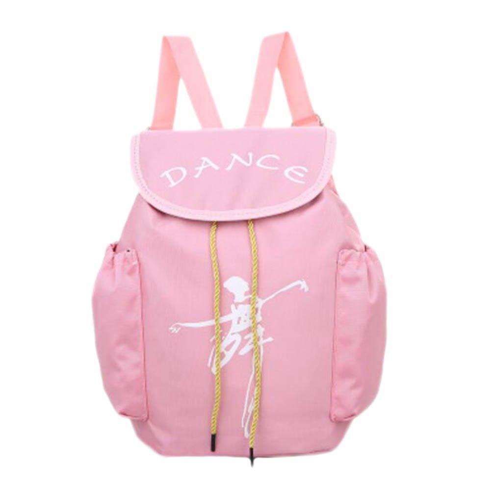 ポータブルダンスDuffleバッグ学校バックパックダンスバッグスポーツ旅行bag-a08 B0784R153N