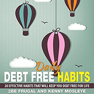 Daily Debt Free Habits Audiobook