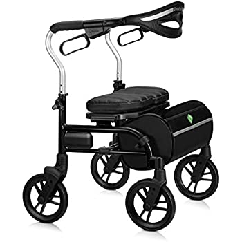 Amazon.com: Drive Medical Walker Plataforma), color plateado ...