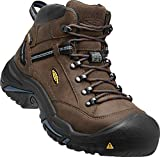 KEEN Utility Men's Braddock Mid Steel Toe Waterproof Work Boot