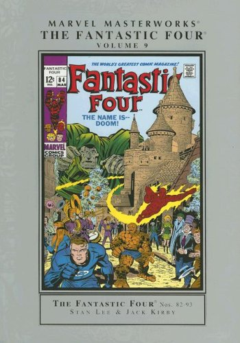 Marvel Masterworks: The Fantastic Four, Vol. 9