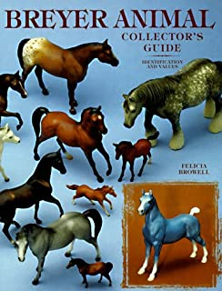 breyer animal collector s guide identification and values breyer