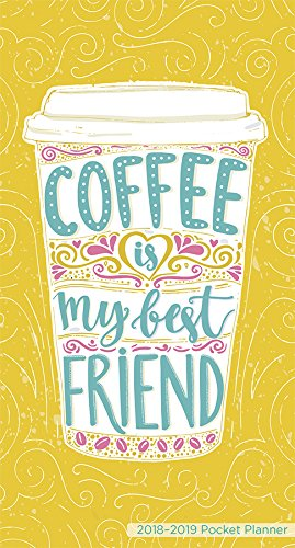 Coffee 2018 Pocket Planner