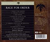Rage for Order