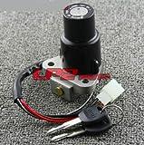 DE.SOUL Ignition Switch Lock Key for Yamaha Seca