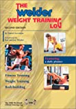 The Weider Wight Training Log, Daniel Levesque and Ben Weider, 0968400426