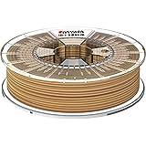 Formfutura 1.75mm EasyFil PLA - Gold - 3D Printer Filament