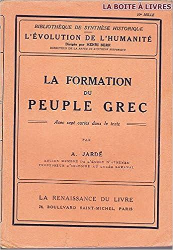 Free 17 Day Diet Book Download La Formation Du Peuple Grec Pdf