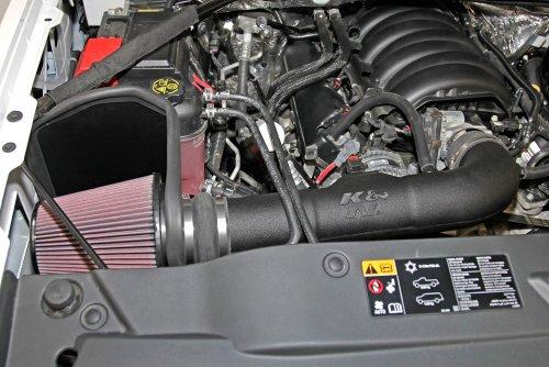 K&N 63-3082 Performance Intake Kit by K&N (Image #3)
