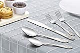 Silverware Set, 20-Piece Flatware Set, LIANYU