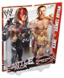 WWE Series 21 Battle Pack: Daniel Bryan vs. Kane Figure, 2-Pack