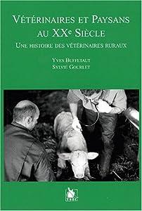 """Afficher """"Vétérinaires et paysans au XXe siècle"""""""